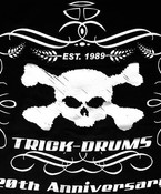 Trick Drums Apparel Closeouts