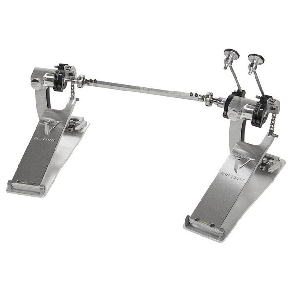 Trick Drums Pro1-V BigFoot Low Mass Chain Drive Double Pedal