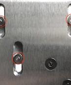 Trick Drums Slide-Trac Mounting Screws (3 Pack)