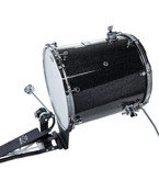 Trick Drums Tom To Kick Conversion Kit: 18""