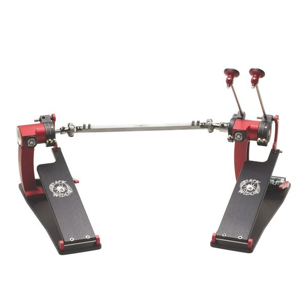 Trick Drums Pro1-V Black Widow BigFoot Double Pedal
