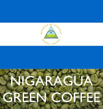 BUENAVITA GREEN BEANS - NICARAGUA JINOTEGA PARAISO (WASHED) 1 LB