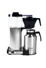 TECHNIVORM MOCCAMASTER CDT GRAND 1.8 L COFFEE MAKER SILVER