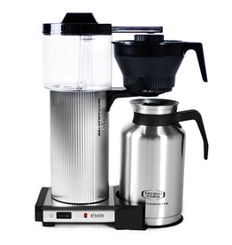 MOCCAMASTER CDT GRAND 1.8 L SILVER
