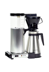 TECHNIVORM MOCCAMASTER CDT 10 CUP COFFEE MAKER SILVER