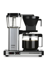 TECHNIVORM MOCCAMASTER KBG 10 CUP COFFEE MAKER SILVER