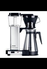 TECHNIVORM MOCCAMASTER KBT741 10 CUP COFFEE MAKER SILVER