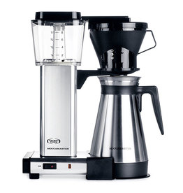 MOCCAMASTER KBT741 10 CUP SILVER