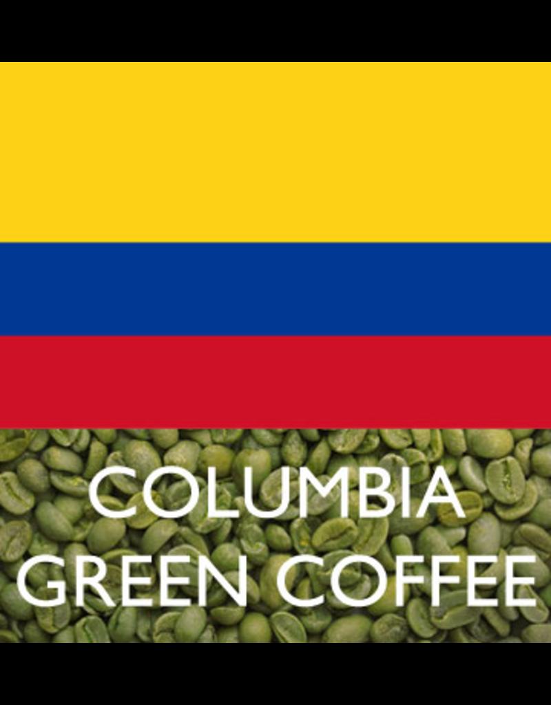 BUENAVITA GREEN BEANS - COLOMBIA  RAINFOREST SANTANDER (WASHED) 1 LB