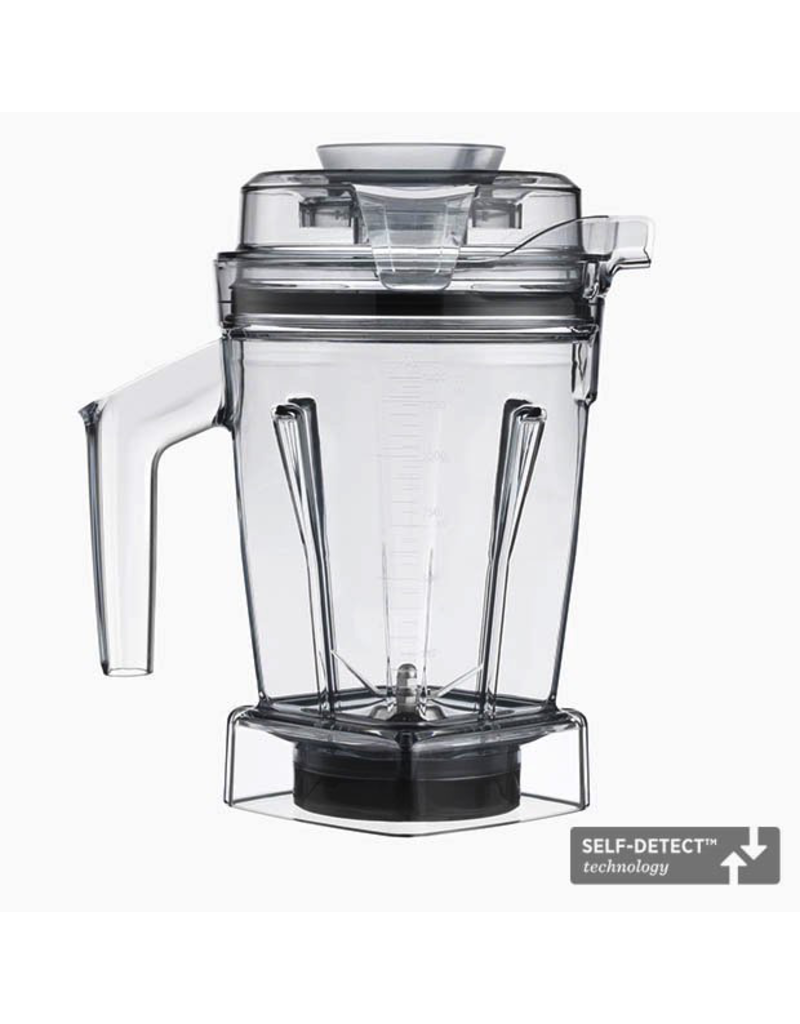 VITAMIX CONTAINER 48 OZ DRY FOR ASCENT SERIES BLENDER