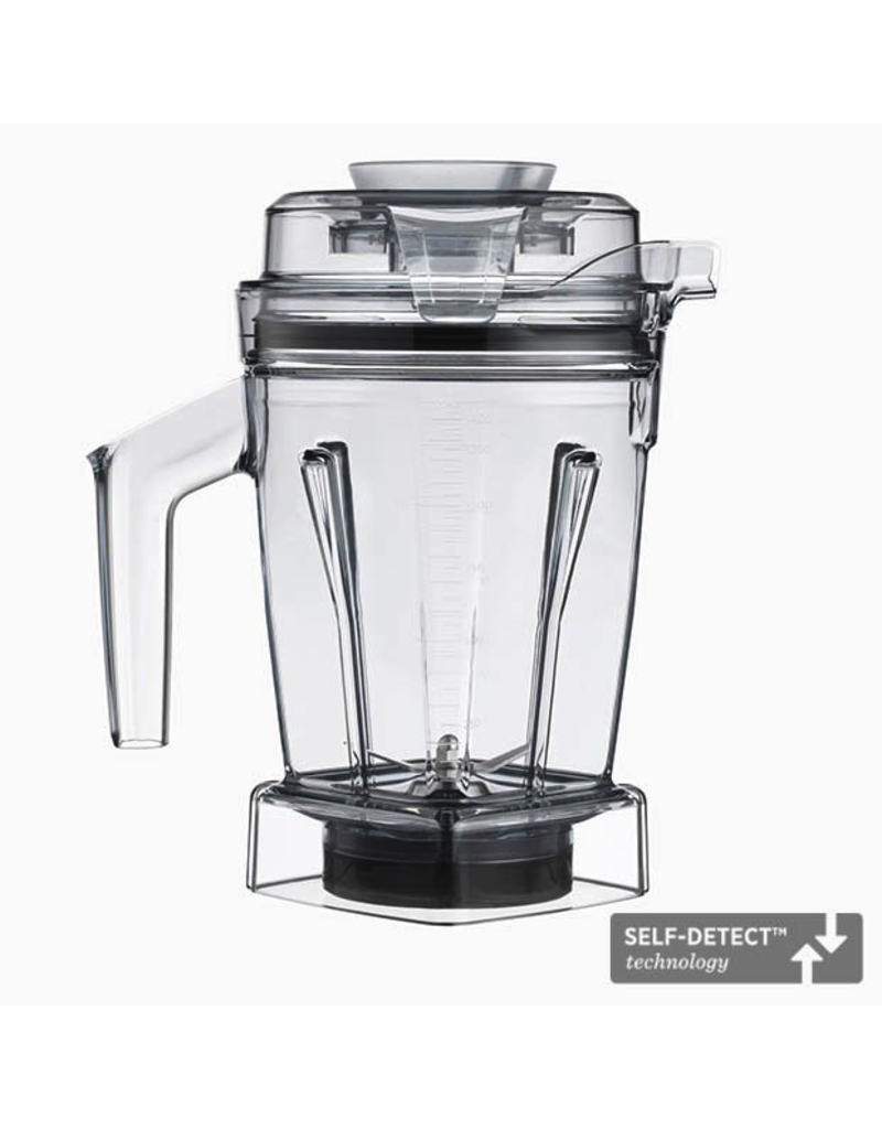 VITAMIX CONTAINER 48 OZ WET FOR ASCENT SERIES BLENDER