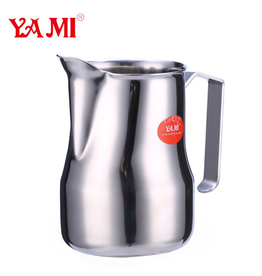 YAMI MILK STEAMING PITCHER 750 ML (MOTA STYLE)