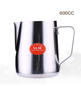 YAMI MILK STEAMING PITCHER 600 ML