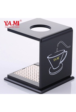 YAMI POUR OVER DRIP STATION SINGLE WITH REMOVABLE DRIP TRAY