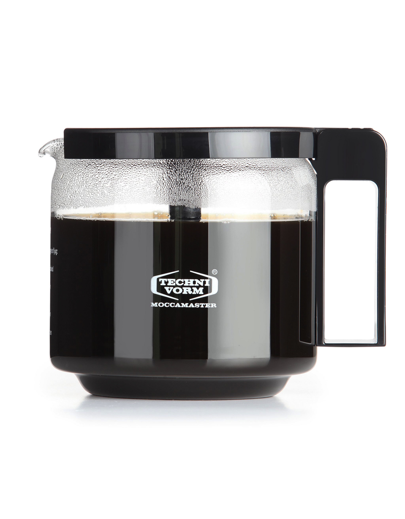 TECHNIVORM MOCCAMASTER REPLACEMENT GLASS CARAFE 1.25 L