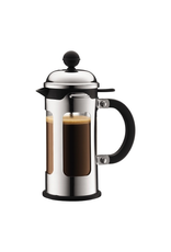 BODUM NEW CHAMBORD 3 CUP FRENCH PRESS 0.35 L SHINY