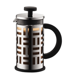 BODUM EILEEN 8 CUP FRENCH PRESS 1 L SHINY