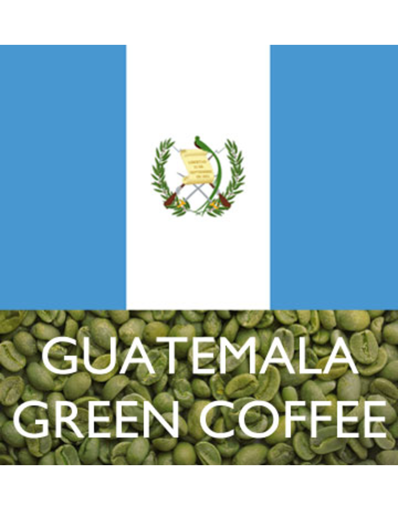 BUENAVITA GREEN BEANS - GUATEMALA SHB EP FANCY (WASHED) 1 LB