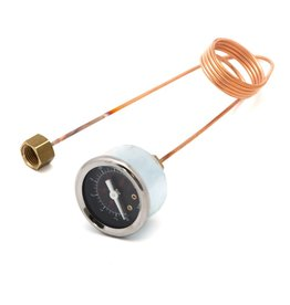 EXPOBAR EXPOBAR - BREW PRESSURE GAUGE WITH PIPE (D-40 MANOMETER)