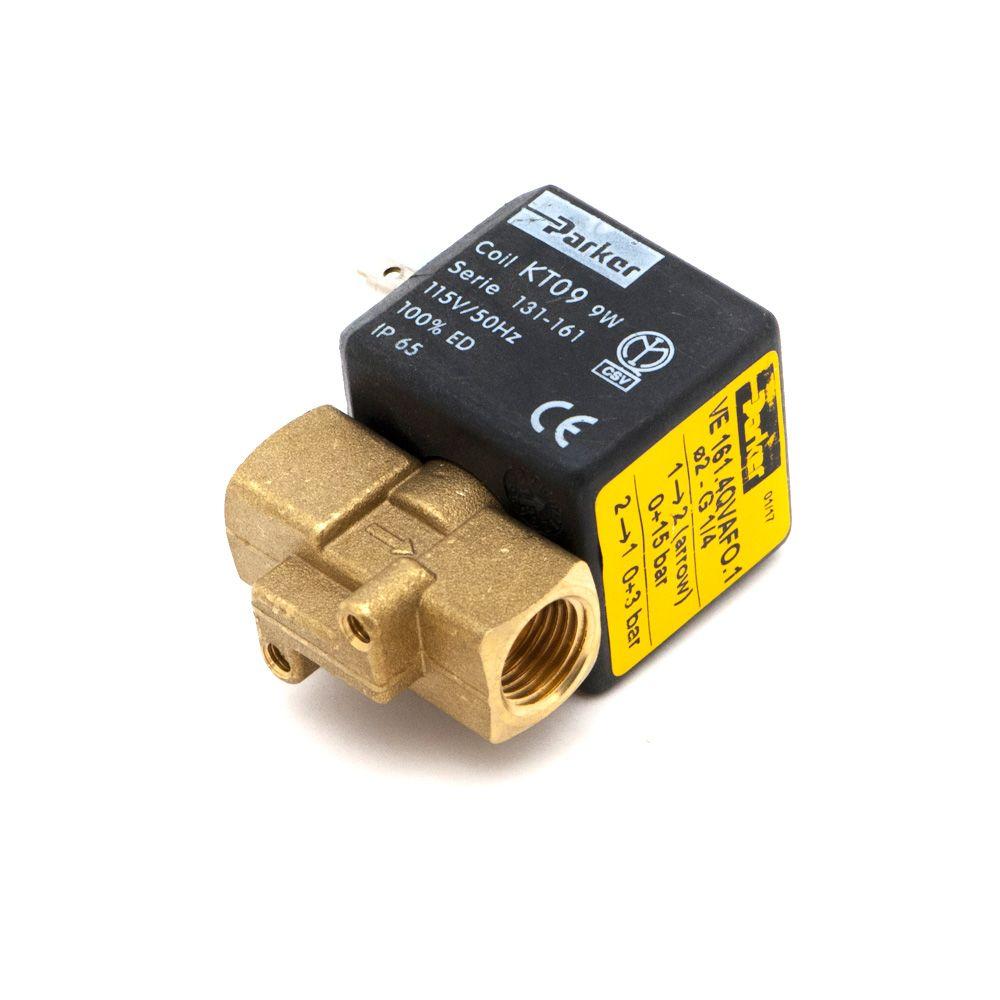 EXPOBAR EXPOBAR - ELECTROVALVE 1/4 PARKER COMPLETE SET 120V