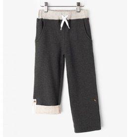 Hatley Charcoal Track Pant