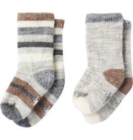 Smartwool Fossil Merino Sock Sampler