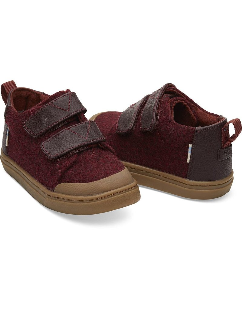 a23475abf4 Toms Wool Lenny Sneakers - Vancouver's Best Baby & Kids Store ...