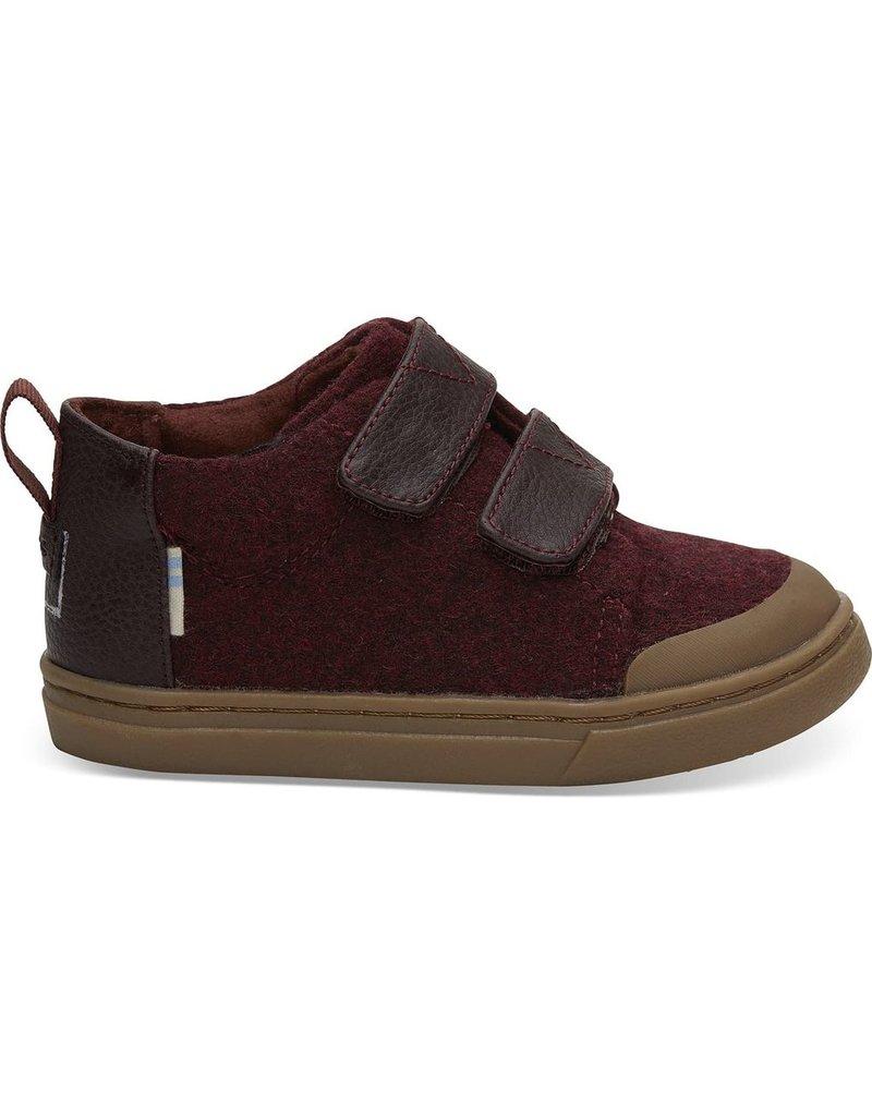 c2018a969b7 Toms Wool Lenny Sneakers - Vancouver's Best Baby & Kids Store ...