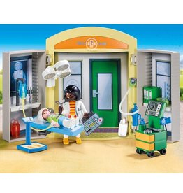 Playmobil Playmobil Hospital Play Box