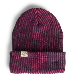 Herschel Quartz Toque - Velvet & Pink