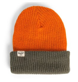 Herschel Quartz Toque - Vermillion Orange
