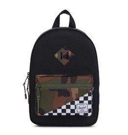 Herschel Heritage Black/Checkered