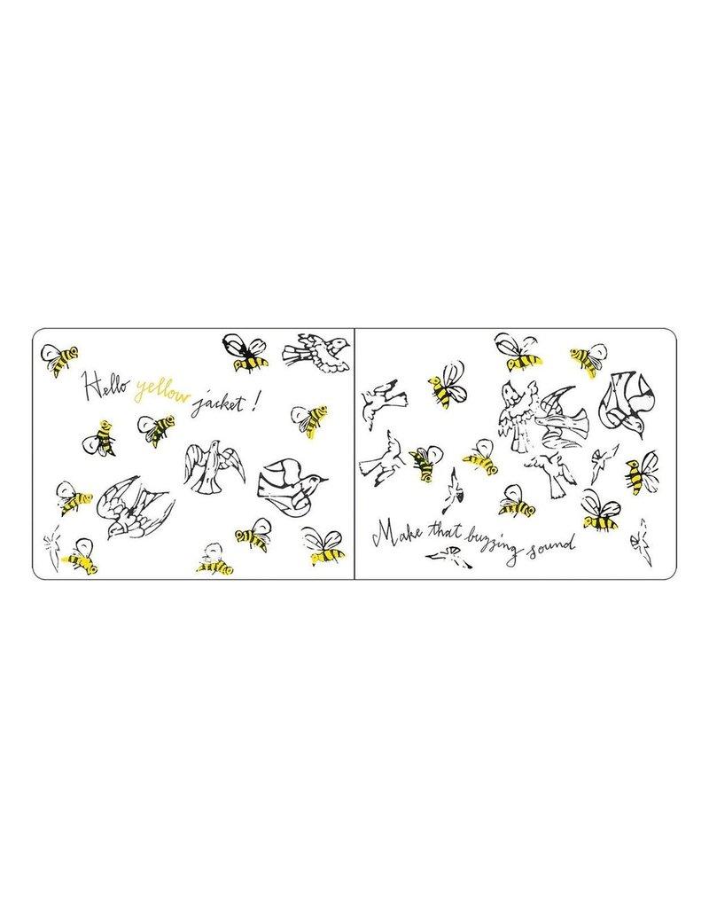 Mudpuppy Andy Warhol Happy Bug Day Board Book