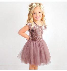 Velvet & Tulle Dress