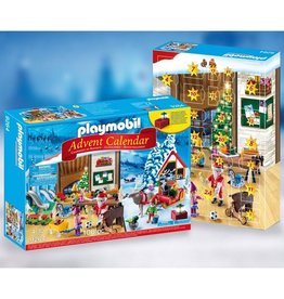 Playmobil Playmobil Advent Calendar - Santa's Workshop