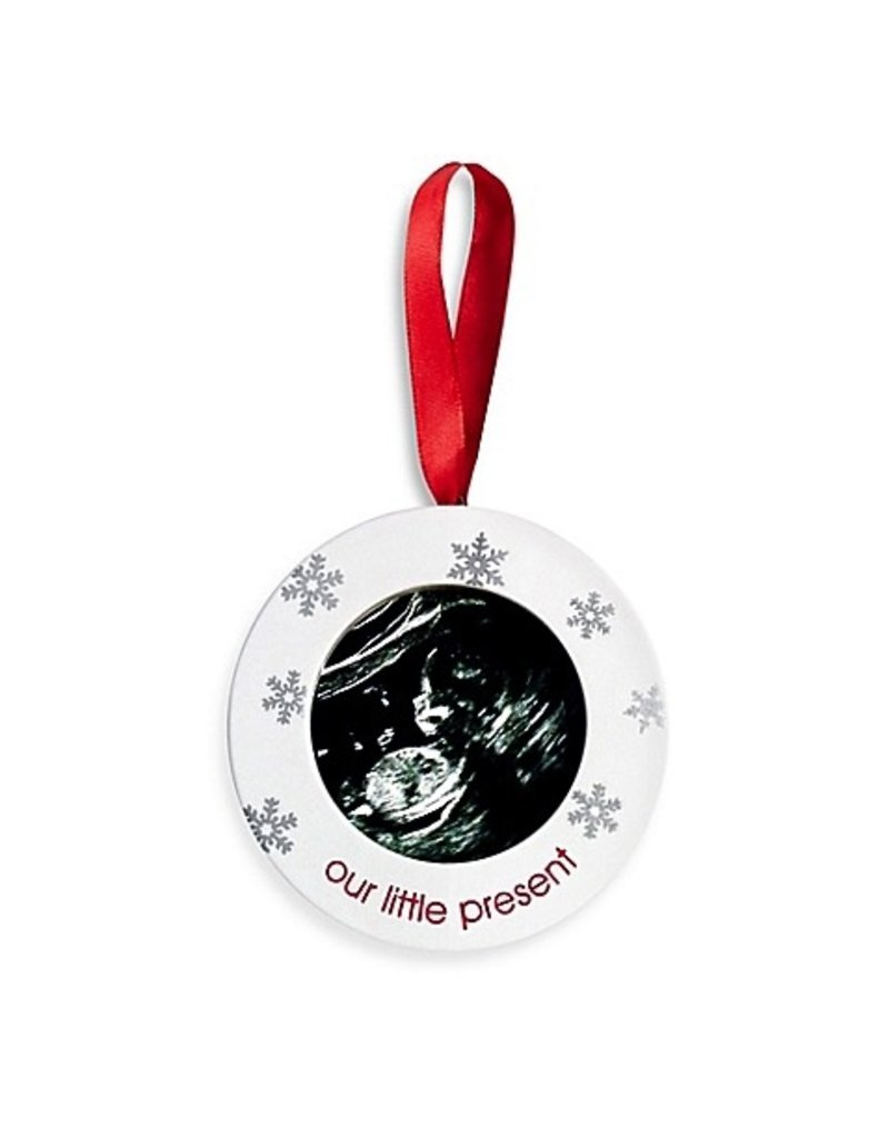 Xmas Sonogram Ornament