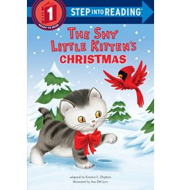 Random House The Shy Little Kitten's Christmas (Reading 1)