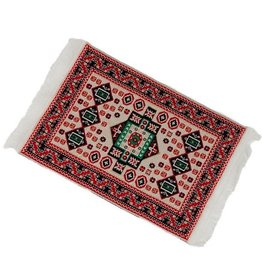 Dollhouse Turkish Rug 1:12