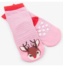 Hatley Animal Socks - Reindeer