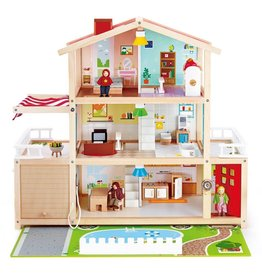 Hape Toys Doll Family Mansion