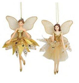 Luxe Ballerina Ornament