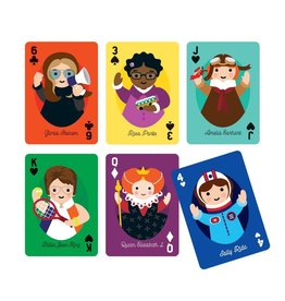 Mudpuppy Little Feminist Playing Cards