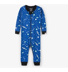Hatley Outer Space Organic Coverall