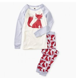 Tea Collection Friendly Fox Graphic Pajamas