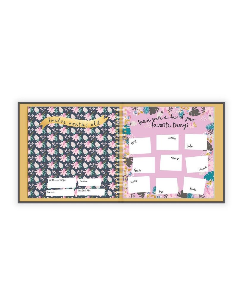 Lucy Darling Special Edition: Golden Blossom Memory Boo