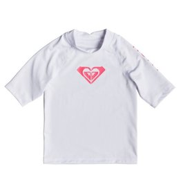 Quiksilver Whole Hearted Short Sleeve UPF 50 Rash Guard