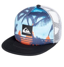 252a8707405 Quiksilver Mini Whiner Trucker Hat