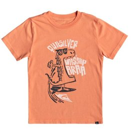 Quiksilver Wassup Dino Tee Size 2