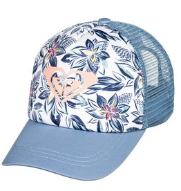 Quiksilver Sweet Emotions Trucker Hat, 2-6
