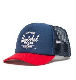 Herschel Sprout Whaler Navy/Red
